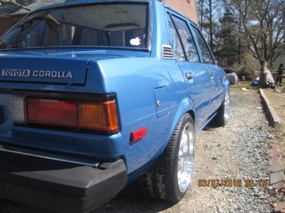 1980 Corolla Custom