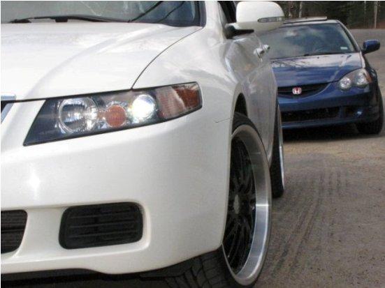Acura TSX R28