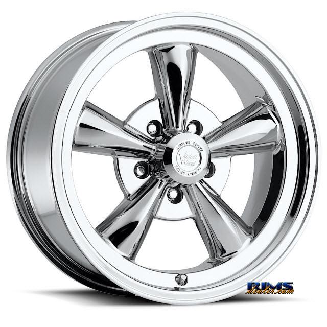 17 Inch Vision Wheel Legend 5 141 Chrome Vision Wheel
